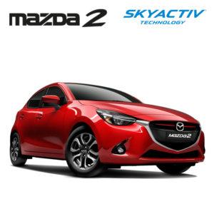 MAZDA2 SKYACTIV 4doors