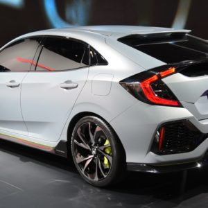 CIVIC 2016 HATCHBACK